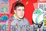 Munster rugby star JJ Hanrahan
