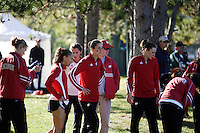 The Big Ten Women's Cross Country Championships, 10,28,2007. University Of Wisconsin.