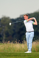 Geoff Lenehan (Ireland) on the Final Day of the International European Amateur Championship 2012 at Carton House, 11/8/12...(Photo credit should read Jenny Matthews/Golffile)...