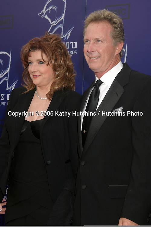 Morgan Brittany & Jack Gill.World Stunt Awards 2007.Paramount Studios.Los Angeles, CA.May 20, 2007.©2006 Kathy Hutchins / Hutchins Photo....
