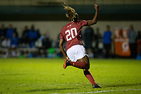 STANFORD, CA - September 27, 2018: Catarina Macario at Stanford Stadium. The Stanford Cardinal defeated the UCLA Bruins, 3-2.