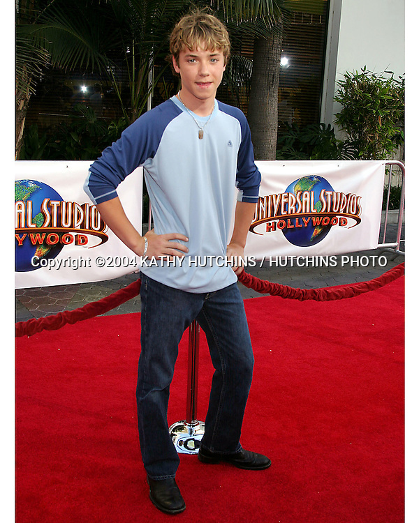 "©2004 KATHY HUTCHINS/HUTCHINS PHOTO .""VAN HELSING"" PREMIERE.UNIVERSAL AMPITHEATER.UNIVERSAL CITY, CA.MAY 3, 2004..JEREMY SUMPTER"