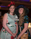 Nicholle Alumbaugh and Andrea Henry during the Kentucky Derby Party at The Peppermill on Saturday, May 6, 2017 in Reno, Nevada.