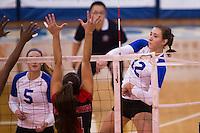 2014.11.21 UBC Women's Volleyball vs Winnipeg Wesmen
