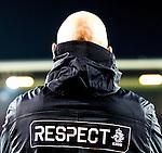 Nederland,Alkmaar, 8 december  2012.Eredivisie.Seizoen 2012/2013.AZ_Willem II.Resprect