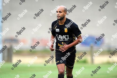 2012-08-16 / Voetbal / seizoen 2012-2013 / Kontich FC / Taoufik El Habti..Foto: Mpics.be