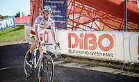 British Champion Ian Field (GBR/Hargroves Cycles)
