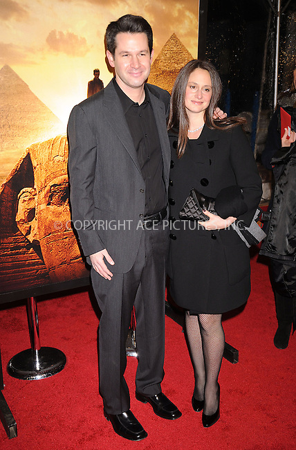 WWW.ACEPIXS.COM . . . . .....February 11 2008, New York City....Actor Simon Kinberg arriving at the 'Jumper' premiere at the Ziegfeld Theater in New York City. ....Please byline: KRISTIN CALLAHAN - ACEPIXS.COM.. . . . . . ..Ace Pictures, Inc:  ..(646) 769 0430..e-mail: info@acepixs.com..web: http://www.acepixs.com