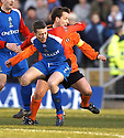 19/02/2005         Collect Pic : James Stewart.File Name : jspa16_dundee_utd_v_inverness.BILLY DODDS IS HELD BACK BY BARRY WILSON...Payments to :.James Stewart Photo Agency 19 Carronlea Drive, Falkirk. FK2 8DN      Vat Reg No. 607 6932 25.Office     : +44 (0)1324 570906     .Mobile   : +44 (0)7721 416997.Fax         : +44 (0)1324 570906.E-mail  :  jim@jspa.co.uk.If you require further information then contact Jim Stewart on any of the numbers above.........A