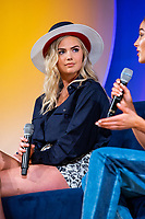 MIAMI, FL - MAY 11: Kate Upton attends the Sports Illustrated Swimsuit On Location Day 2 at Ice Palace on May 11, 2019 in Miami, Florida. <br /> CAP/MPI140<br /> ©MPI140/Capital Pictures