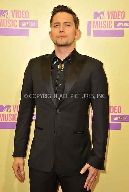 WWW.ACEPIXS.COM....September 6, 2012, Los Angeles, CA.......Jackson Rathbone arriving at the 2012 MTV Video Awards at the Staples Center on September 6, 2012 in Los Angeles, California. ..........By Line: Peter West/ACE Pictures....ACE Pictures, Inc..Tel: 646 769 0430..Email: info@acepixs.com
