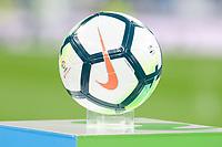 The ball during La Liga match between Real Madrid and Athletic Club at Santiago Bernabeu Stadium in Madrid. April 19, 2017. (ALTERPHOTOS/Borja B.Hojas) /NortePhoto.com