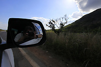 Viagem ao Monte Roraima e áreas de fronteira Brasil e Venezuela e Guiana, visita a Pacaraima , Santa Helena e marcos regulatórios acompanhando a expedição da I Comissão Brasileira Demarcadora de Limites - PCDL, em fiscalização unilateral.<br /> Brasil, Venezuela e Guiana.<br /> ©Paulo Santos<br /> 26 a 29 / 11 / 2016