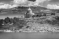 10th century Armenian Orthodox Cathedral of the Holy Cross on Akdamar Island, Lake Van Turkey 86