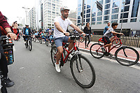 09.09.2018 - Bruno Covas participa do Biketour Acessível na Av Paulista em SP