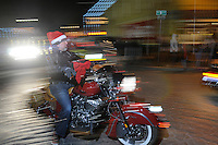 NWA Media/ J.T. Wampler - Monday Dec. 1, 2014 at the  Rogers Christmas parade sponsored by Main Street Rogers. Rockin' Around the Christmas tree was the theme. Around 100 entries participated in the parade.