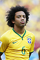 Marcelo (BRA),<br /> JULY 4, 2014 - Football / Soccer : FIFA World Cup Brazil 2014 Quarter Final match between Brazil 2-1 Colombia at the Castelao arena in Fortaleza, Brazil. <br /> (Photo by AFLO)