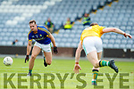 James Walsh Kerry in action against  Meath in the All Ireland Junior Football Final at O'Moore Park, Portlaoise on Saturday.