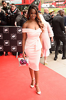 Oti Mabuse<br /> arriving for TRIC Awards 2018 at the Grosvenor House Hotel, London<br /> <br /> &copy;Ash Knotek  D3388  13/03/2018