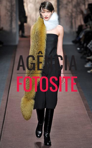 Mil&atilde;o, It&aacute;lia &ndash; 24/02/2013 - Desfile da Marni durante o Milano Fashion Week  -  Inverno 2013. <br /> Foto: Firstview/FOTOSITE