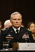 """Director General Robert Ashley, Defense Intelligence Agency (DIA) testifies before the United States Senate Select Committee on Intelligence during an open hearing on """"Worldwide Threats"""" on Capitol Hill in Washington, DC on Tuesday, January 29, 2019.<br /> Credit: Martin H. Simon / CNP"""