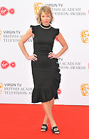 Anna Maxwell Martin at the Virgin TV British Academy (BAFTA) Television Awards 2018, Royal Festival Hall, Belvedere Road, London, England, UK, on Sunday 13 May 2018.<br /> CAP/CAN<br /> &copy;CAN/Capital Pictures
