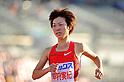 Minori Hayakari (JPN),.APRIL 28, 2011 - Athletics : The 46th Mikio Oda Memorial athletic meet, JAAF Track & Field Grand Prix Rd.3, during Women's 3000mSC final at Hiroshima Kouiki Kouen (Hiroshima Big arch), Hiroshima, Japan. (Photo by Jun Tsukida/AFLO SPORT) [0003].