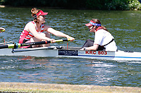 Race: 124 Event: C8 Heat - Kingston RC vs Nottingham RC<br /> <br /> Henley Women's Regatta 2017<br /> <br /> To purchase this photo, or to see pricing information for Prints and Downloads, click the blue 'Add to Cart' button at the top-right of the page.