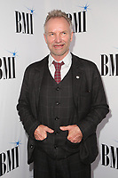 BEVERLY HILLS, CA - MAY 14: Sting at the 67th Annual BMI Pop Awards at the Beverly Wilshire Hotel in Beverly Hills, California on May 14, 2019. <br /> CAP/MPIFM<br /> &copy;MPIFM/Capital Pictures