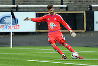 Pictured: Oliver Davies of Swansea Saturday 11 July 2015<br />