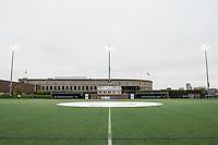 Allston, MA - Saturday, May 07, 2016: Jordan Field at Harvard University prior to a regular season National Women's Soccer League (NWSL) match.