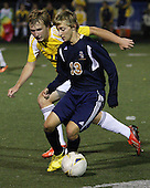 Rochester Hills Stoney Creek at Clarkston, Boys Varsity Soccer, 10/1/13