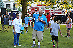 National Night Out in Long Branch, New Jersey on Tuesday August 2, 2016.