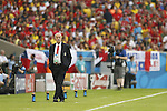 Vicente Del Bosque (ESP), JUNE 18, 2014 - Football / Soccer : FIFA World Cup Brazil<br /> match between Spain and Chile at the Maracana Stadium in Rio de Janeiro, Brazil. (Photo by AFLO)