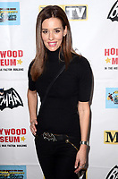 LOS ANGELES - JAN 10:  Laurie Oliver at the Batman '66 Retrospective and Batman Exhibit Opening Night at the Hollywood Museum on January 10, 2018 in Los Angeles, CA<br /> <br /> Batman '66 Retrospective and Batman Exhibit Opening Night, The World Famous Hollywood Museum, Hollywood, CA 01-10-18