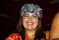 RIO DE JANEIRO, RJ, 07 DE MARÇO 2011 - CARNAVAL RJ / VILA ISABEL - Fabiana Karla durante desfile  Vila Isabel, no primeiro dia de Desfile das Escolas de Samba do Grupo Especial do Rio de Janeiro, na Marquês de Sapucaí (Sambódromo), no centro do Rio de Janeiro, na madrugada desta segunda-feira. (FOTO: VANESSA CARVALHO / NEWS FREE).