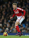 Viktor Fischer of Middlesbrough during the Premier League match at the Etihad Stadium, Manchester. Picture date: November 5th, 2016. Pic Simon Bellis/Sportimage