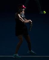 Ana Ivanovic (SRB)<br /> <br /> Tennis - Brisbane International 2015 - ATP 250 - WTA -  Queensland Tennis Centre - Brisbane - Queensland - Australia  - 9 January 2015. <br /> &copy; Tennis Photo Network