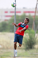 Getafe CF's Damian Suarez during training session. August 1,2017.(ALTERPHOTOS/Acero) /NortePhoto.com