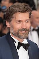 CANNES, FRANCE - MAY 13:  Nikolaj Coster-Waldau  attends the screening of 'Sink Or Swim (Le Grand Bain)' during the 71st annual Cannes Film Festival at Palais des Festivals on May 13, 2018 in Cannes, France.<br /> Picture: Kristina Afanasyeva/Featureflash/SilverHub 0208 004 5359 sales@silverhubmedia.com