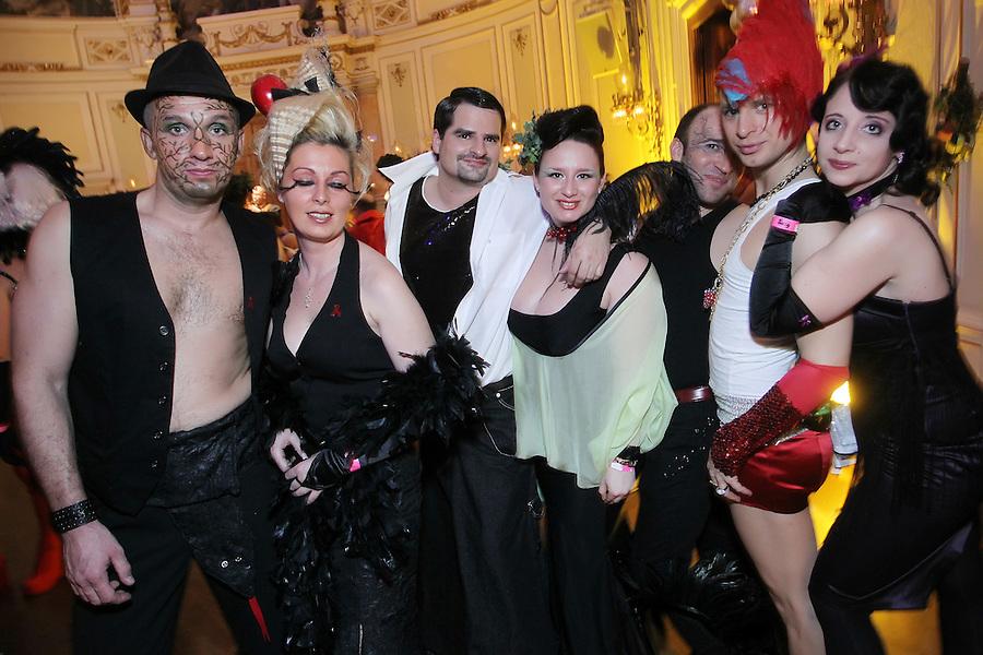 Tuntenball 2012, 25. Februar 2012, Congress Graz