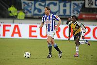 VOETBAL: SC HEERENVEEN: Abe Lenstra Stadion, 17-02-2012, SC-Heerenveen-NAC, Eredivisie, Eindstand 1-0, Michel Breuer, Florian Jozefzoon, ©foto: Martin de Jong