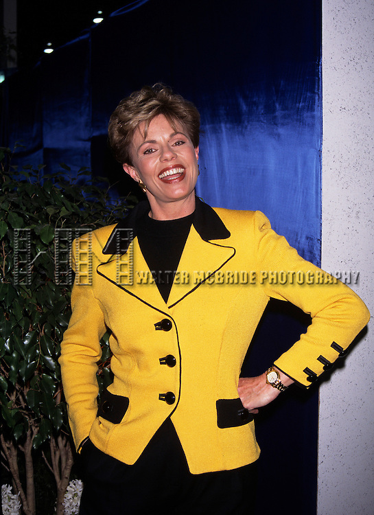 Toni Tenille (THE CAPTAIN & TENILLE) at the 1996 NATPE Convention  at Sands Hotel Expo in Las Vegas, Nevada.