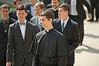 Aug. 25, 2012; C.S.C. Final vows..Photo by Matt Cashore/University of Notre Dame