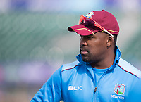 Darren Bravo (West Indies) during West Indies vs New Zealand, ICC World Cup Warm-Up Match Cricket at the Bristol County Ground on 28th May 2019