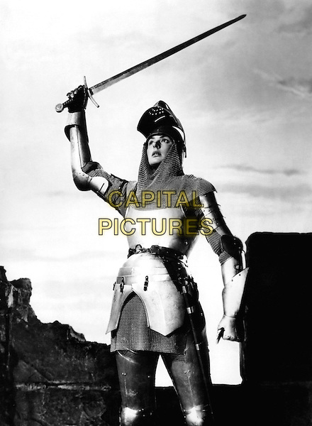 INGRID BERGMAN.in Joan of Arc.*Filmstill - Editorial Use Only*.CAP/PLF.Supplied by Capital Pictures.