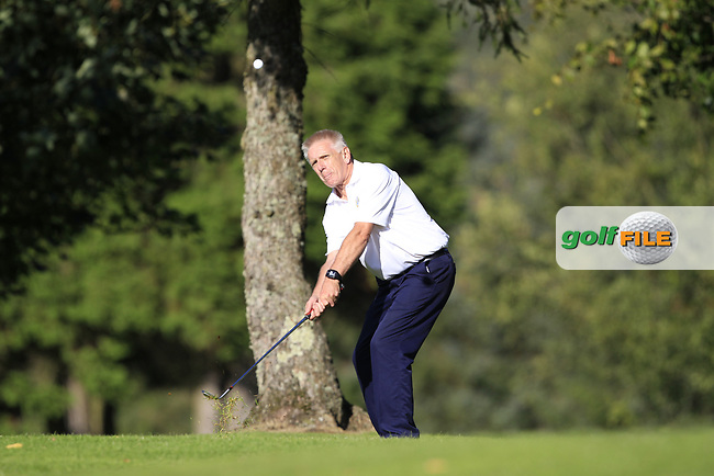 Hudson McGuffin (Warrenpoint) during the final of the AIG Jimmy Bruen Ulster Final at Dungannon Golf Club, Dungannon, Tyrone, Ireland. 11/08/2017<br /> Picture: Fran Caffrey / Golffile