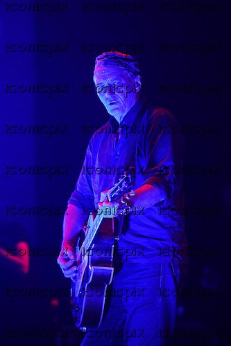 KILLING JOKE - guitarist Kevin 'Geordie' Walker -  performing live at the O2 Academy in Brixton London UK - 04 Nov 2016.  Photo credit: Zaine Lewis/IconicPix