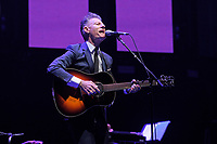 LONDON, ENGLAND - MARCH 10: Lyle Lovett performing at C2C (Country 2 Country) at the O2 Arena on March 10, 2019 in London, England.<br /> CAP/MAR<br /> &copy;MAR/Capital Pictures