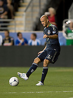 Aurelien Collin.  The MLS All-Stars defeated Chelsea, 3-2.